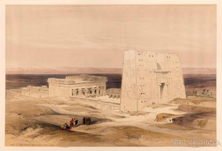 Не древний Египет или Египетская синь Elena Topsida