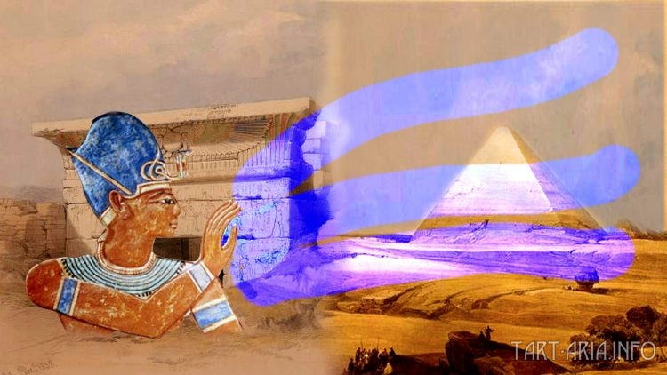 Погребенные в пустыне храм в Дендере, Великий Сфинкс