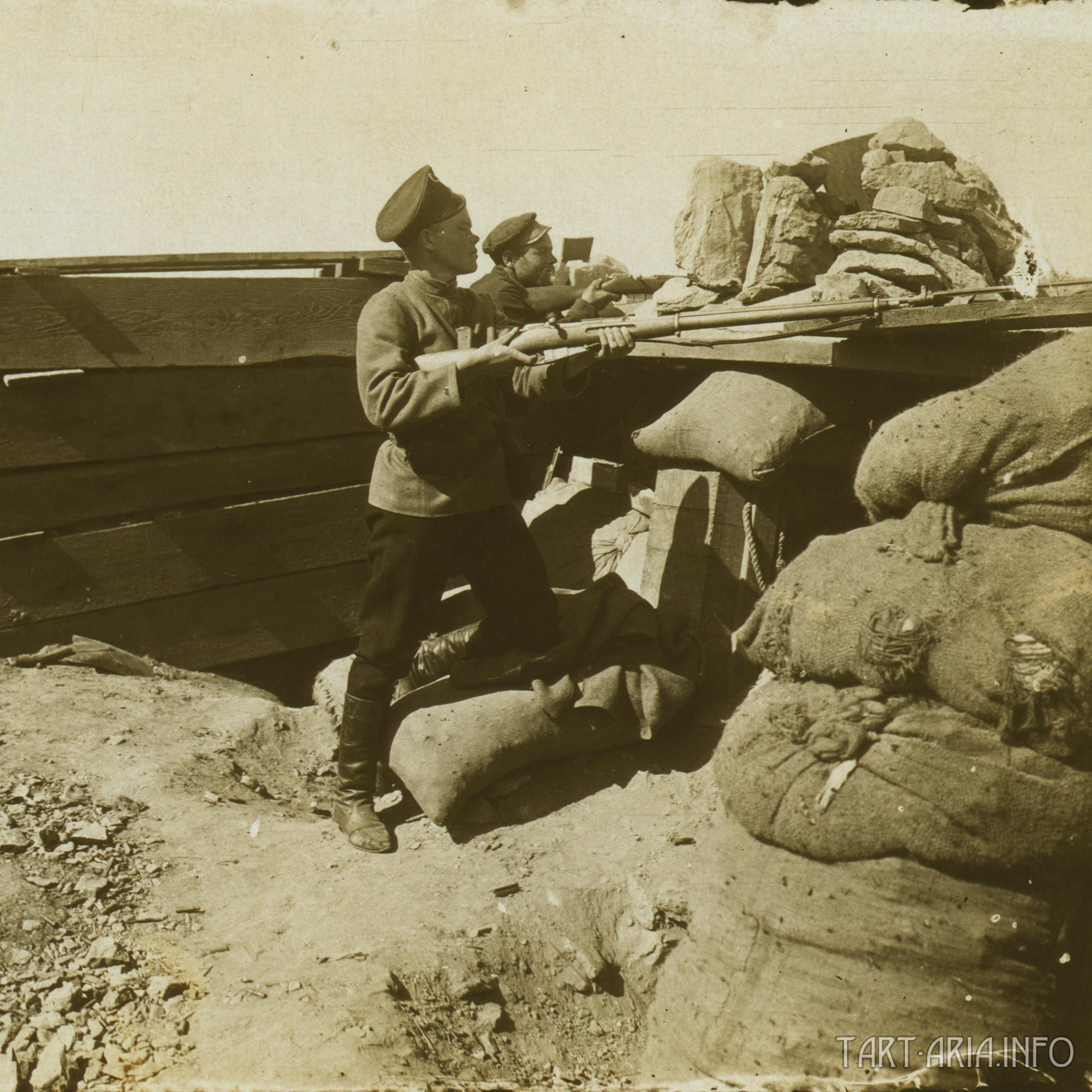 Русско-Японская война. Без ретуши tech_dancer