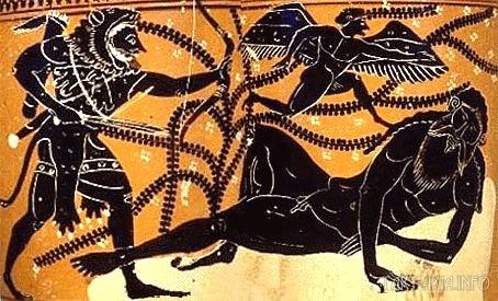 Создание человечества по греческой мифологии lyanat