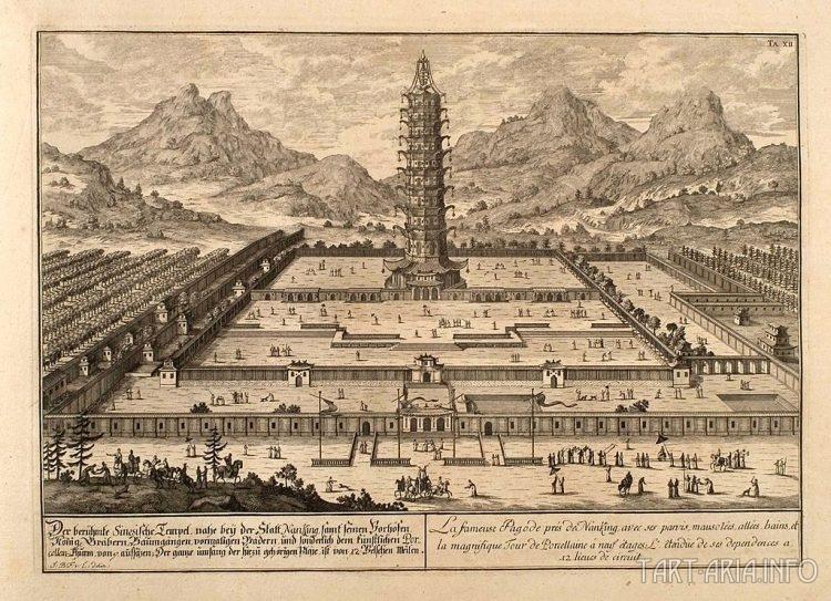 пагода Нанкина