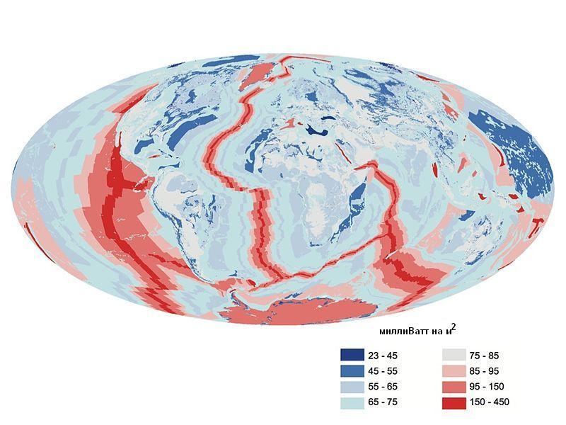 Реакции синтеза - источник внутренней энергии Земли Игорь Дабахов