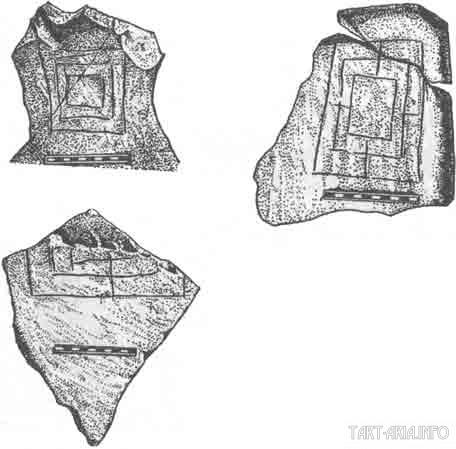 Рисунок 10: «Вавилоны»[Рыбаков, СА, №1]