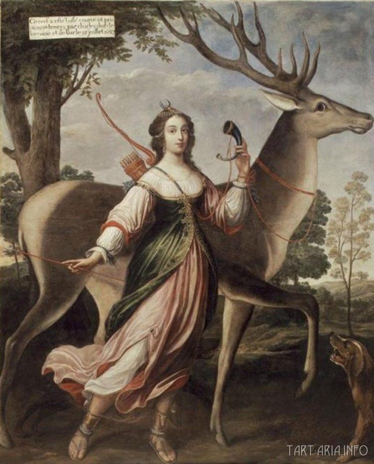 Мари де Шеврез