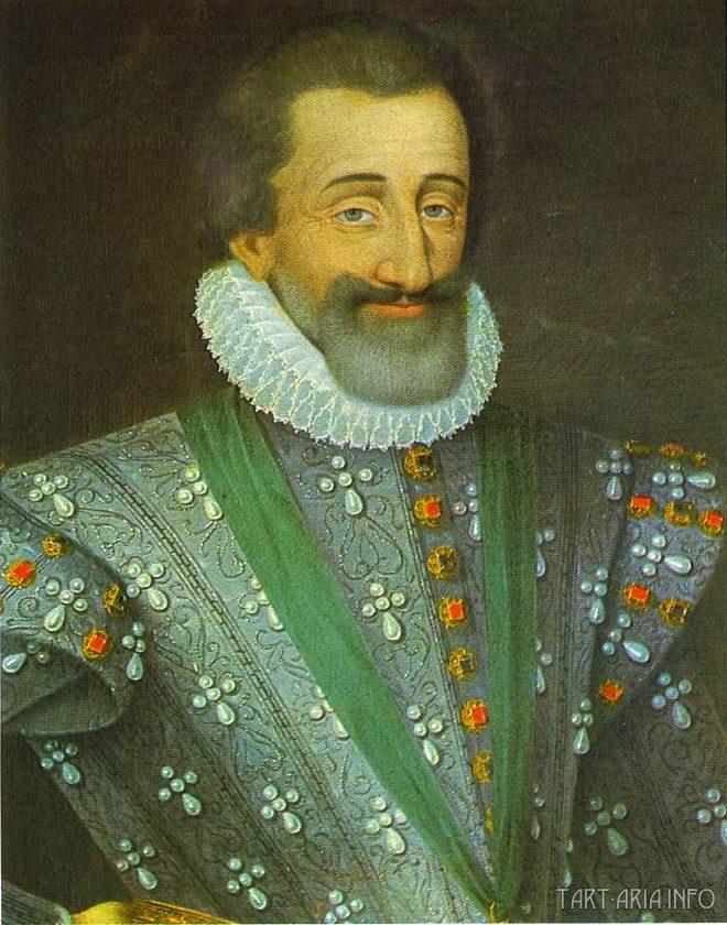 Генрих IV, Великий
