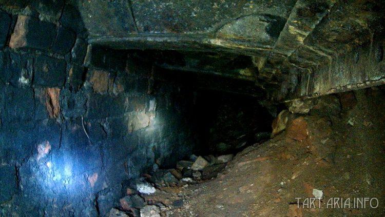 Красивая заводская труба и подземный ход Нео Фициал