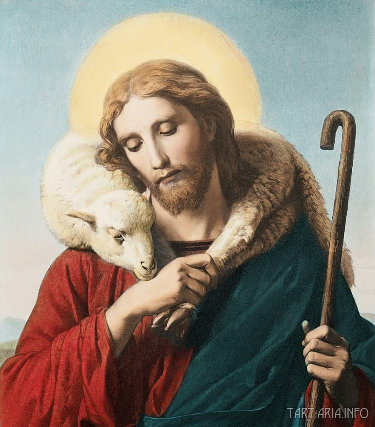 Жертва Христа. Часть 2. Учитель на Востоке lyanat