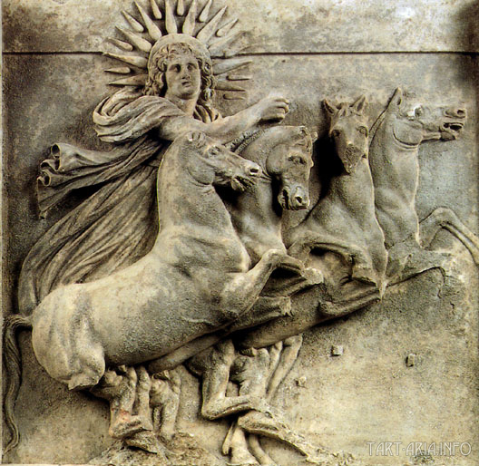 Mithra- Helios