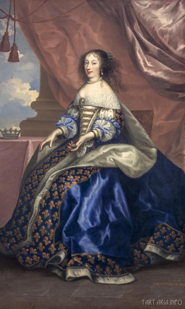 Генриетта Анна Стюарт