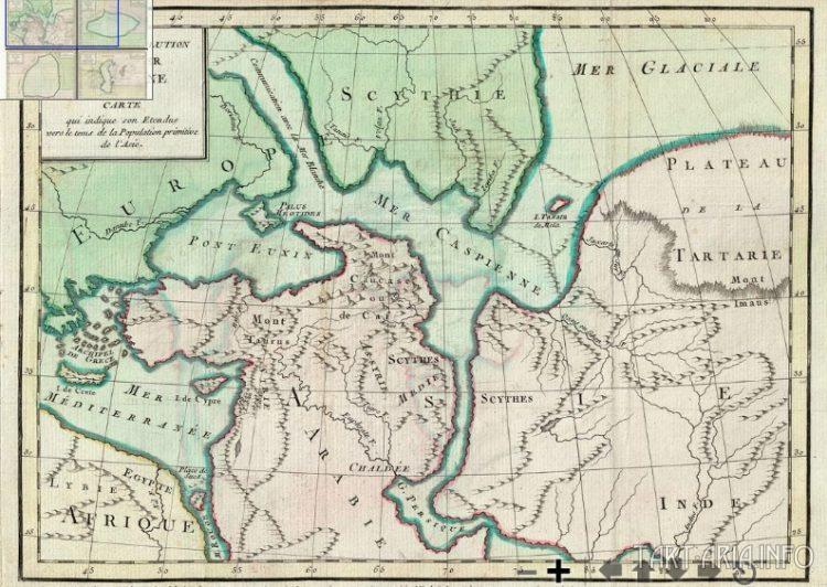 карта потоп