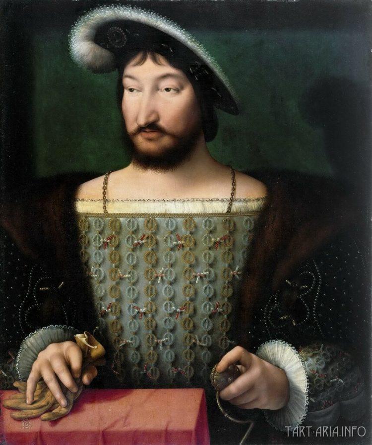 Франциск король Франции