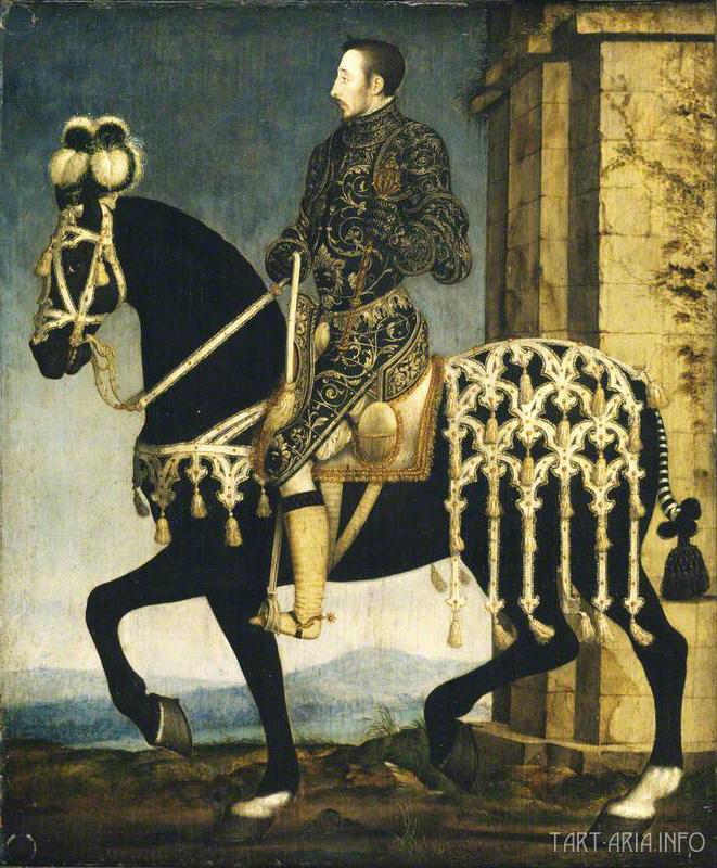 Генрих Второй дофин