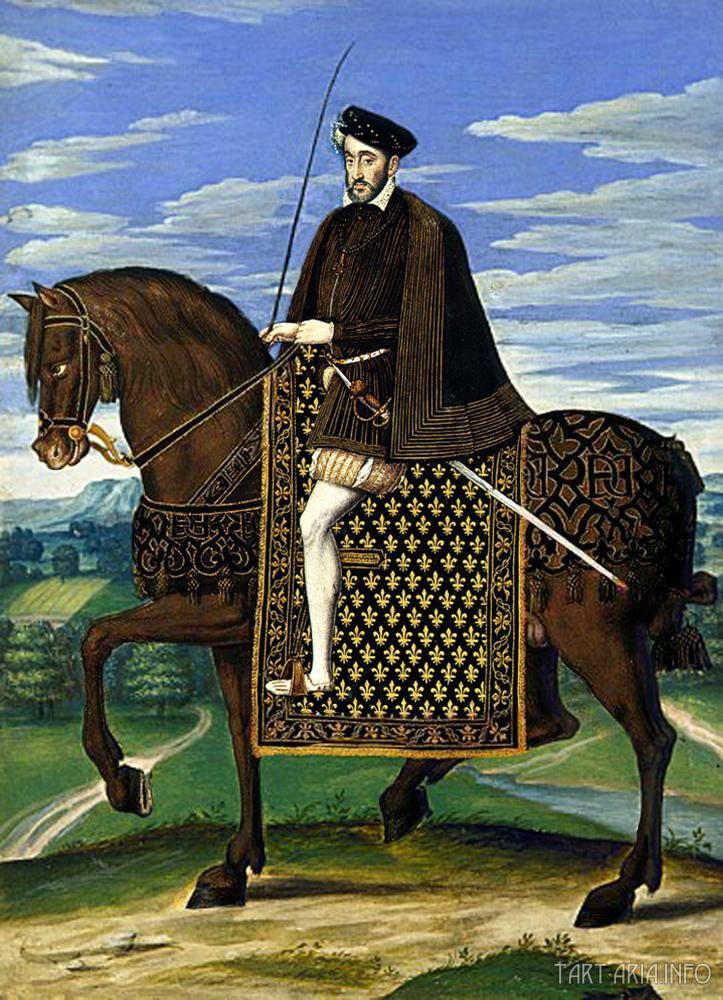 Генрих сын Франциска