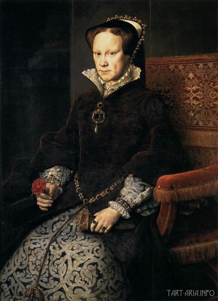 Королева Мария Тюдор