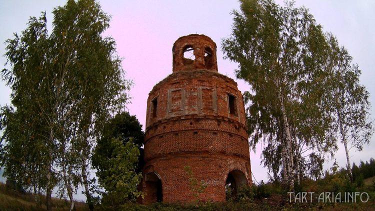 Круглый храм в Тульской области