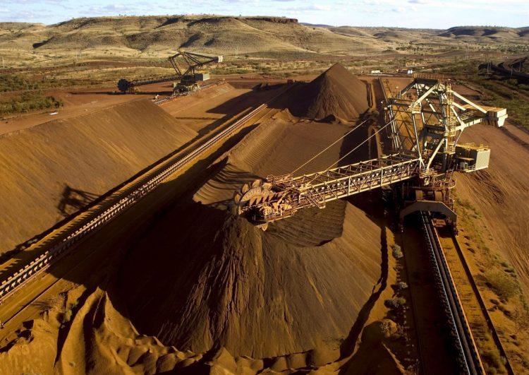 Рудные терриконы