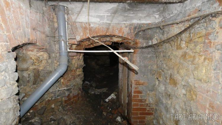 Помещения в подвале