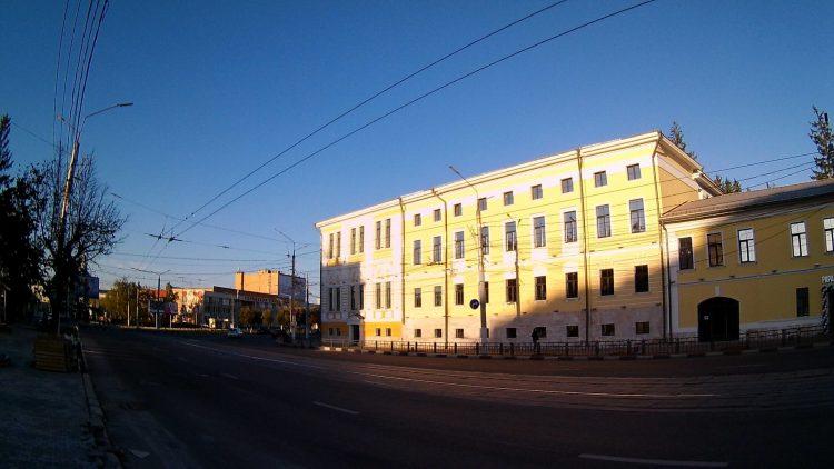 Бывшее Епархиальное Женское училище