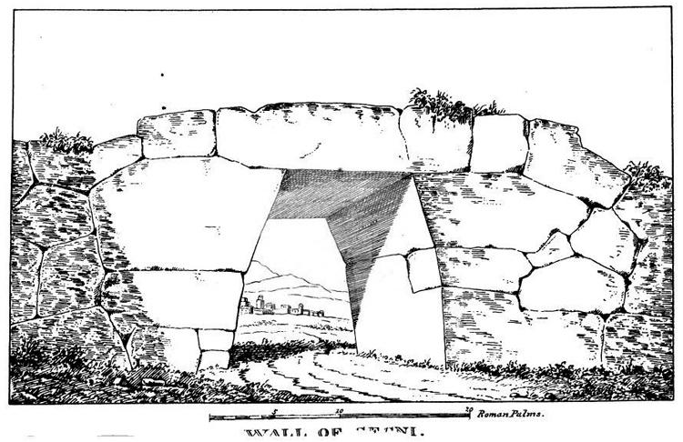 Стена Сеньи