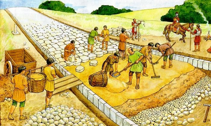 Послепотопные римские дороги i_mar_a