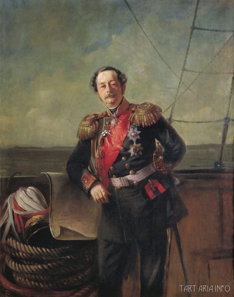 Николай Николаевич Муравьёв-Амурский. В 1846 исправляющий должности военного губернатора Тулы и Тульского гражданского губернатора