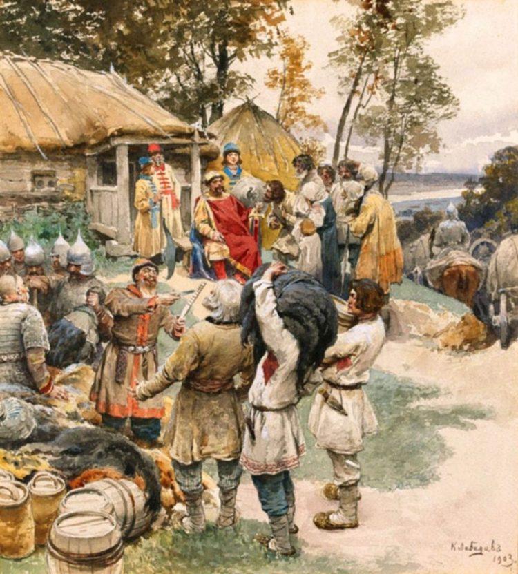 Князь Андрей Первозванный. Часть 4 lyanat