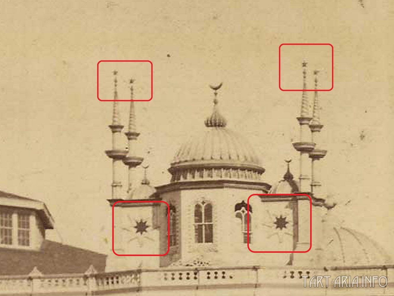 Упущенный символ былой цивилизации Antique Lighthouse