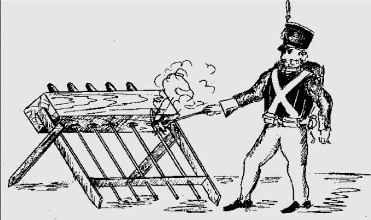 Ядерная война XIX века. Средства доставки заряда. Нео Фициал