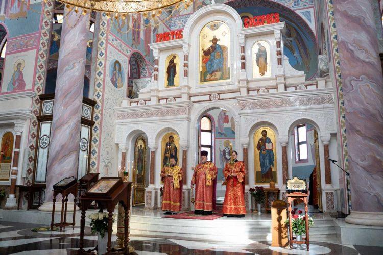 Церковь архангела Михаила в Юрино, Рязанской области Нео Фициал
