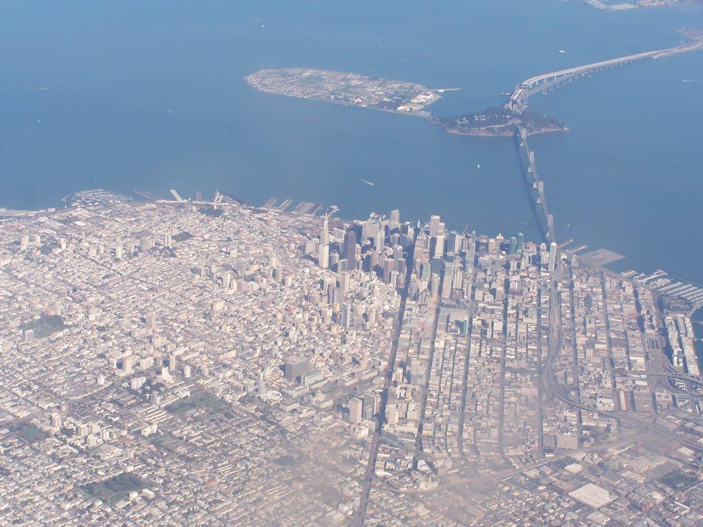 Сан-Франциско. Новый город на месте старого? sibved